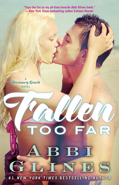 Rosemary Beach 1 - Signed: Fallen Too Far