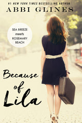 Because Of Lila - Signed Paperback*