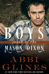 Boys South of the Mason Dixon - Signed Copy*