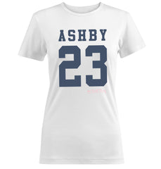 Ashby Ladies Cut Jersey Tee