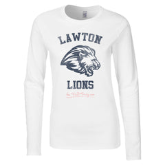 Lawton Lions Ladies Cut LS