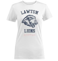 Lawton Lions Ladies Cut SS