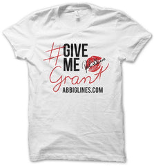 #GiveMeGrant