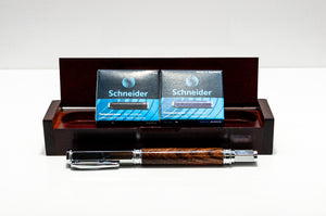 Texas Mesquite Mag-nificent Fountain Pen
