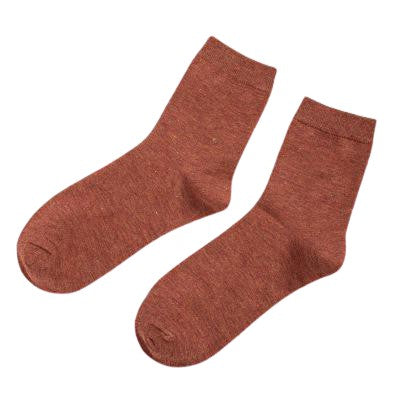 Women's Colorful Bamboo Fiber Socks