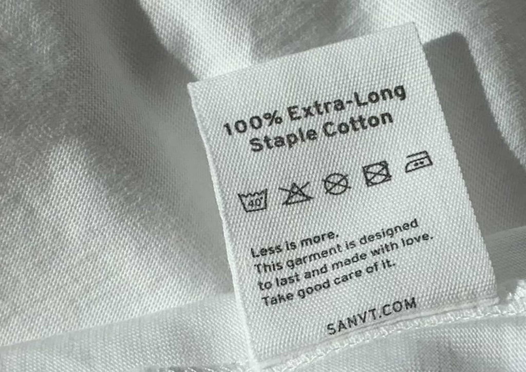 Tip and Tricks to Taking care of your printed cotton t-shirts
