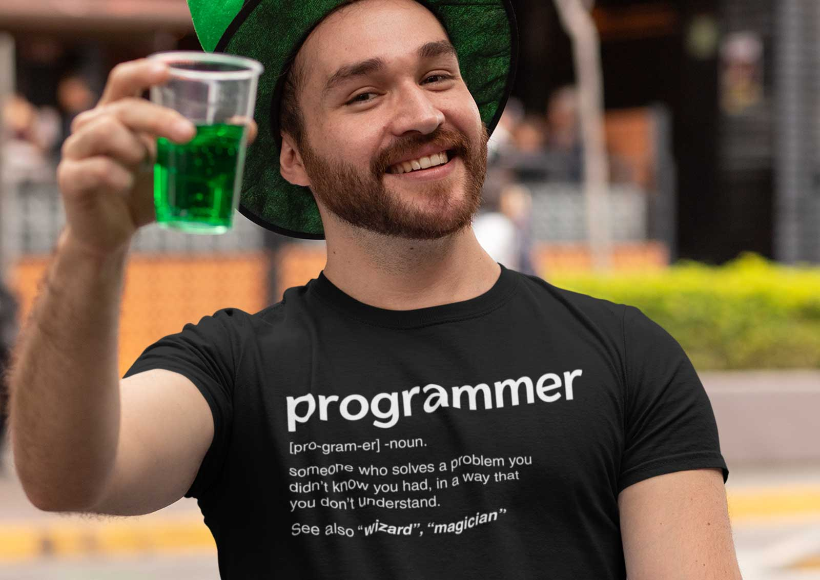 programmer t-shirts for india