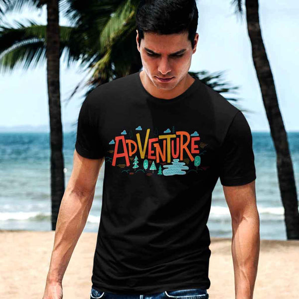 Adventure Travel Tshirt T Shirt Leoliy