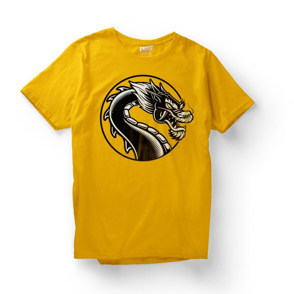 Dragon : New style t shirt for mens T Shirt Leoliy S Yellow