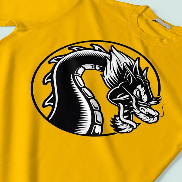 Dragon : New style t shirt for mens T Shirt Leoliy