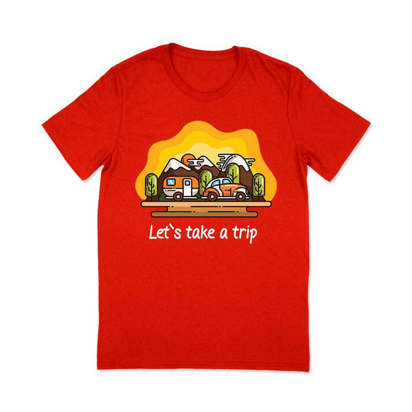 Travel t shirt Leoliy