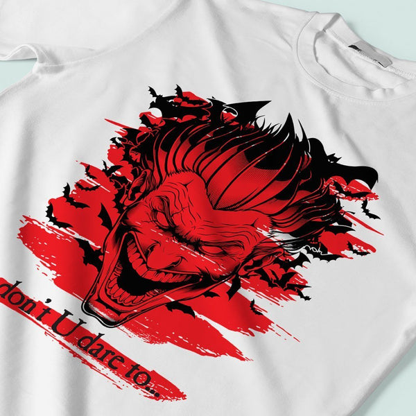Do't U dare to : Beast t shirt T Shirt Leoliy