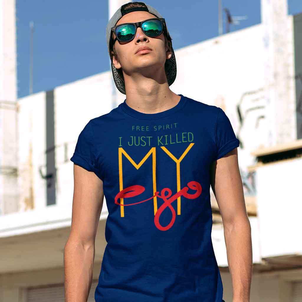 Ego : Best t shirt Men T Shirt Leoliy