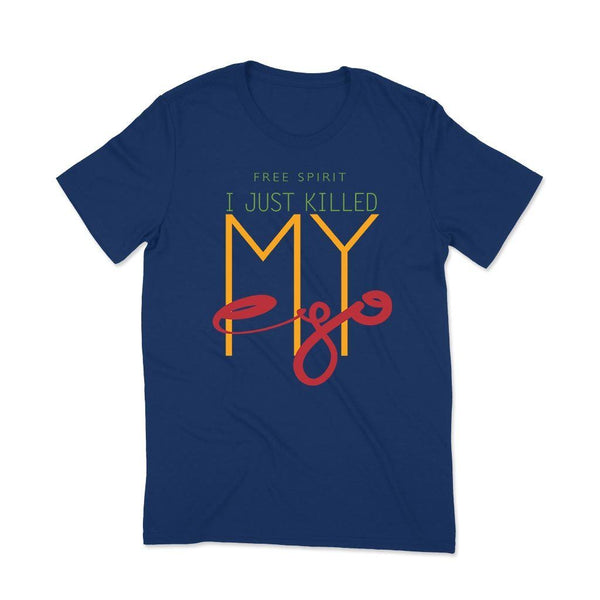 Ego : Best t shirt Men T Shirt Leoliy S Navi Blue