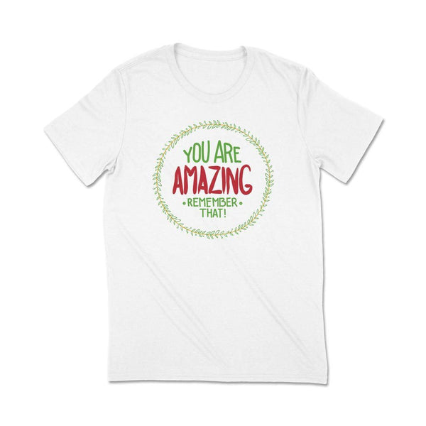 Women's t shirt : Amazing T Shirt Leoliy S White