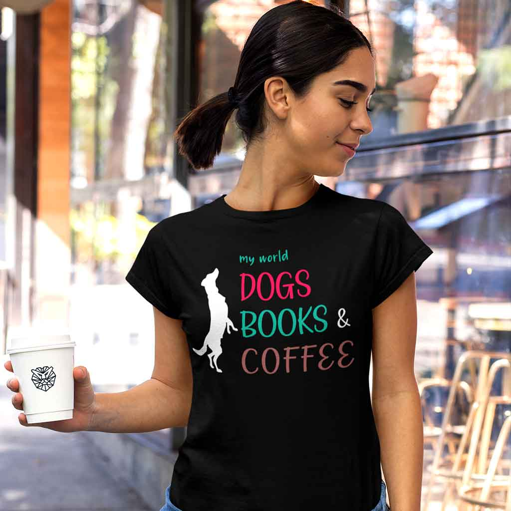 T-shirt gifts dog lovers Leoliy