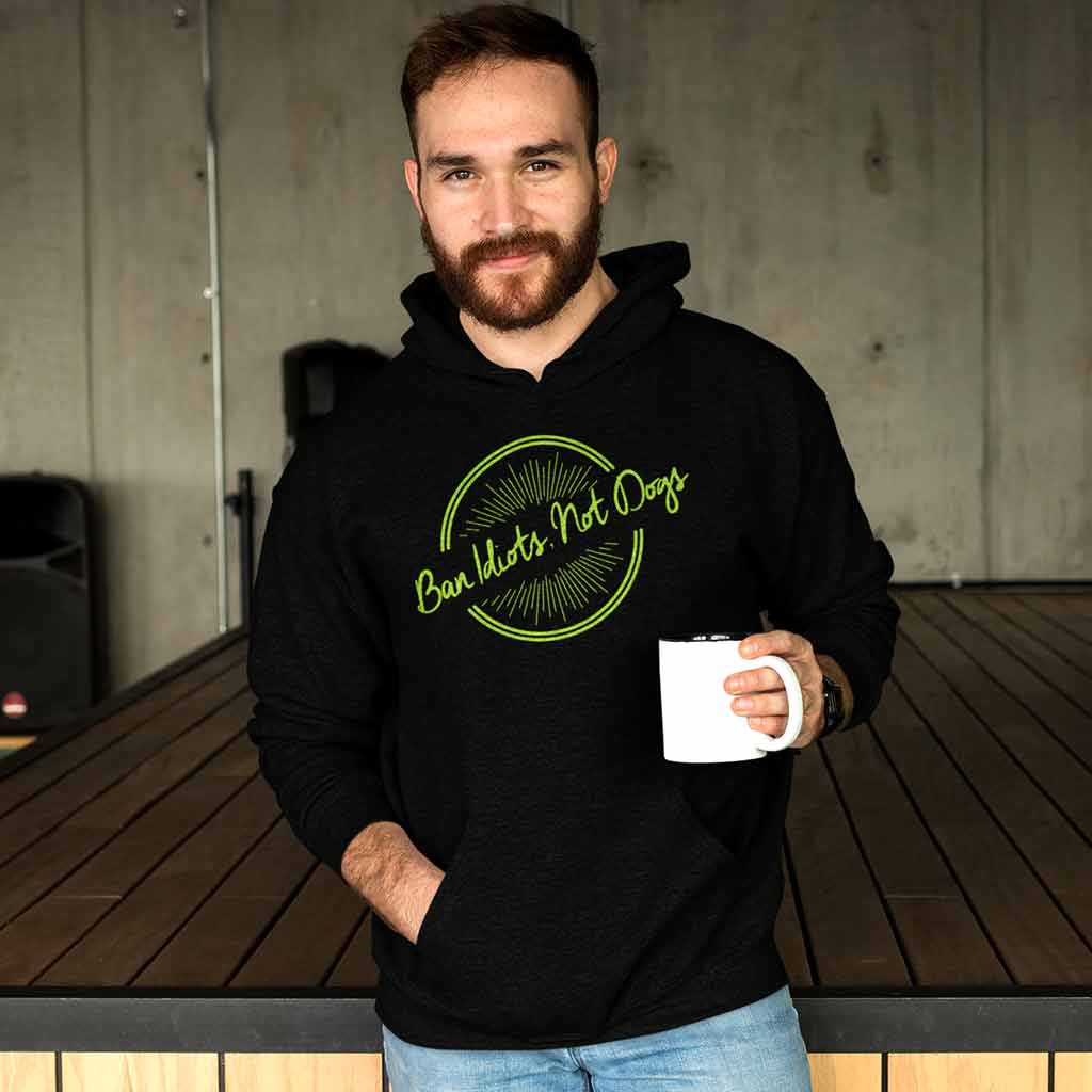 black-warm-hoodies-for-men-featuring-a-bearded-man