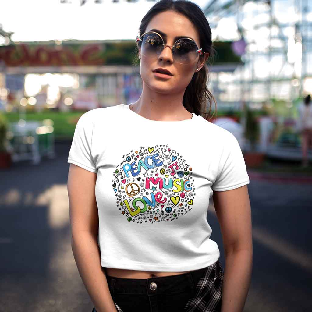 front-shot-of-a-beautiful-woman-wearing-a-white-crop-t-shirt-online