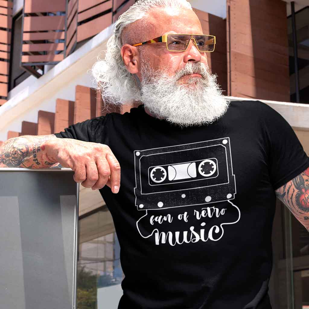 funny-music-black-t-shirt-of-a-trendy-middle-aged-man-with-sunglasses