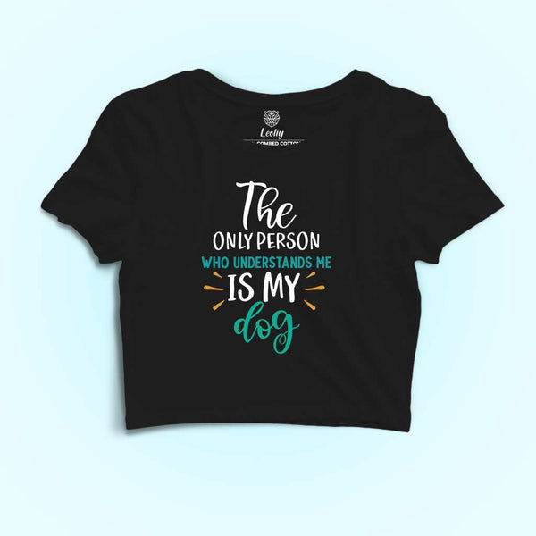 dog lovers crop t shirts