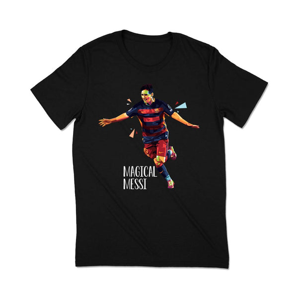 magical-messi-black-cotton-t-shirt-man-showing-swag-on-the-street