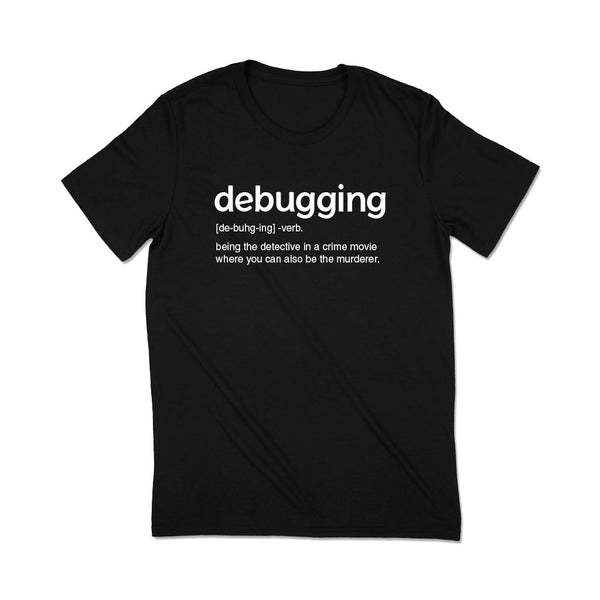 men-black-t-shirt-for-coders-wearing-glasses-at-an-office