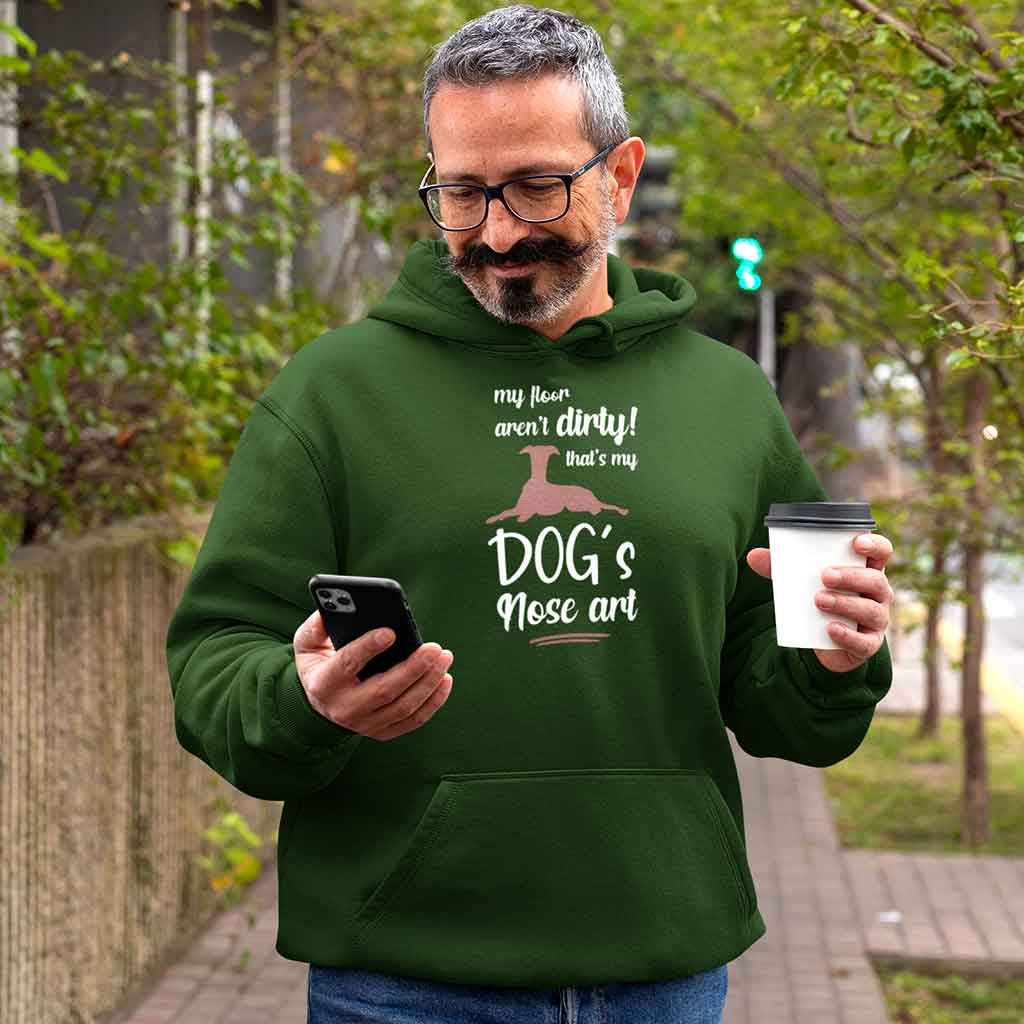 olive-green-hoodies-for-men-cheapof-a-silver-haired-man-staring-at-his-phone