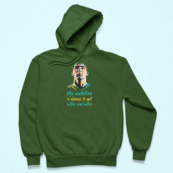 olive-green-messi-t-shirt-number-10-of-a-pullover-hoodie-over-a-customizable-surface
