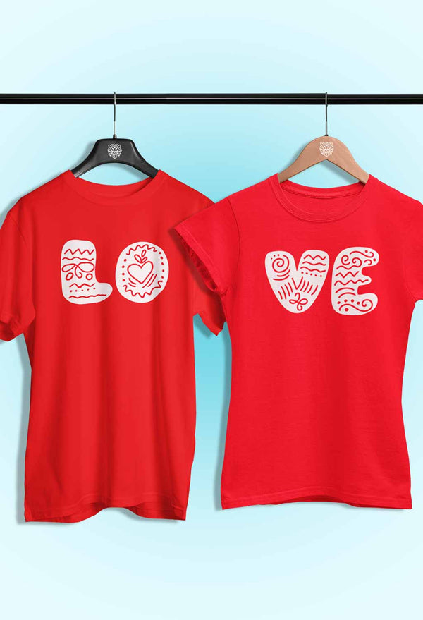 couple t-shirt online