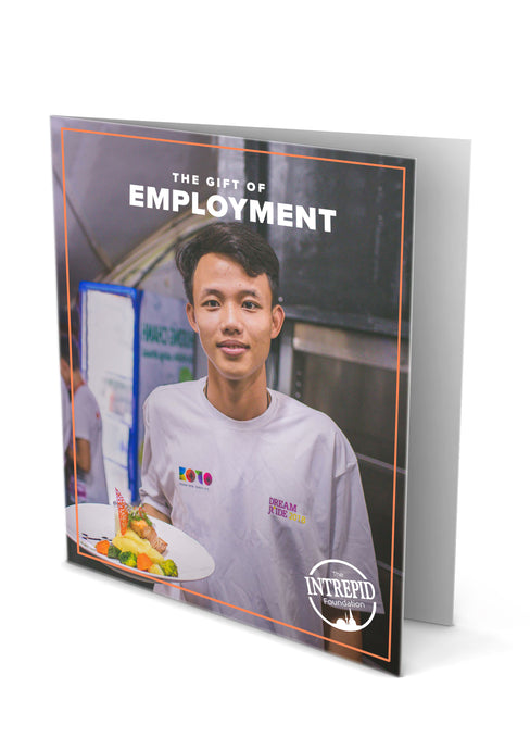 The gift of employment – Vietnam