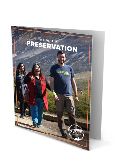 The gift of preservation – Chile