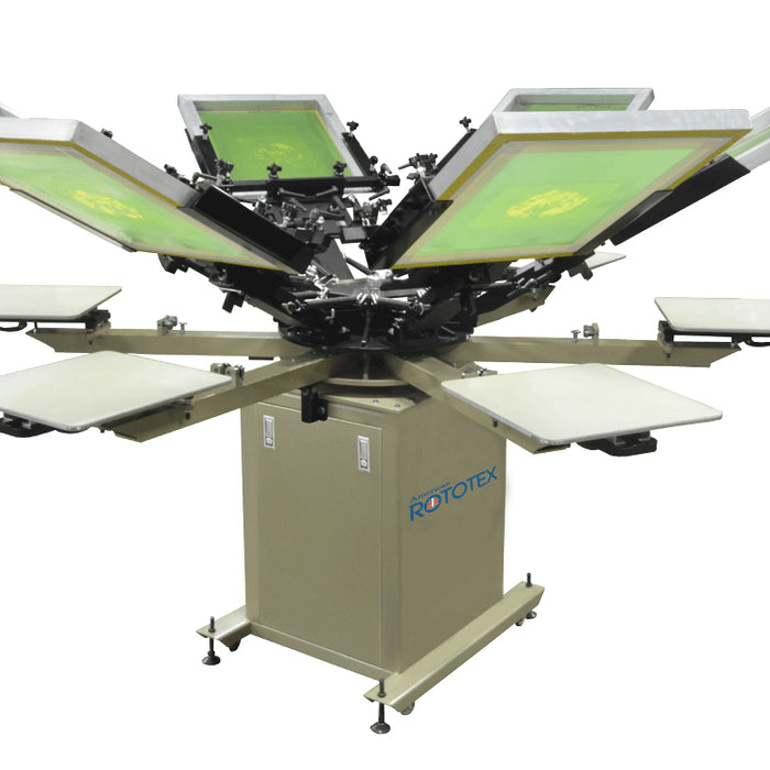 AWT American M&M Graphic & Textile Screen Printing Machines