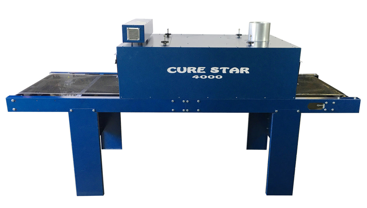 RANAR Curestar 4000 8' Infrared Belt Dryer 220v