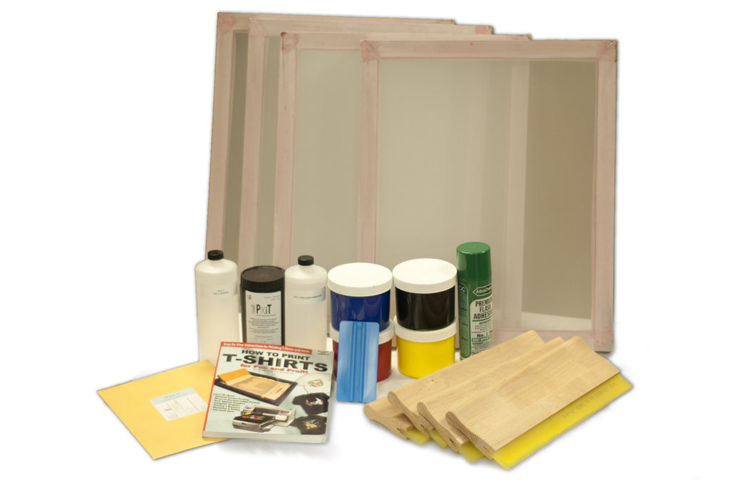 Bob Cat Silk Screen Printing Kit