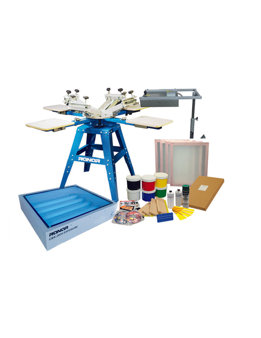 RANAR Home Business Screen Printing Package