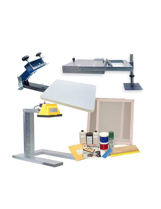 RANAR Home Starter Screen Printing Kit