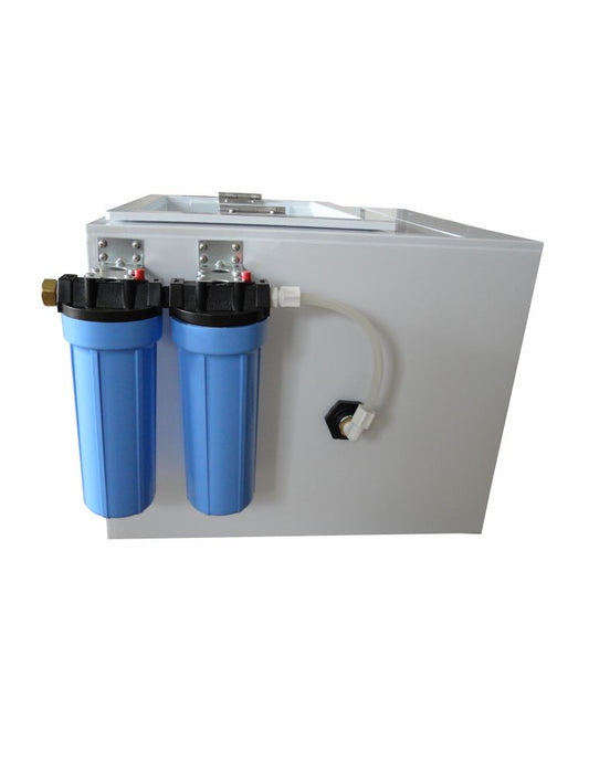 M-10F Washout Booth Filtration System w/Pump