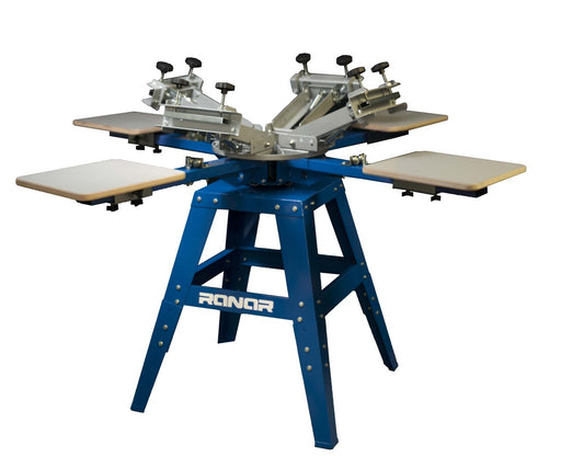 RANAR P-4400 Manual Screen Printing Press