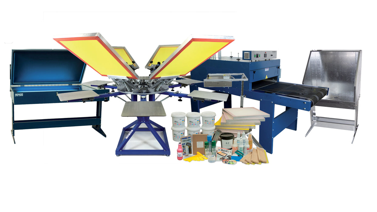 RANAR Pro Screen Printing Package