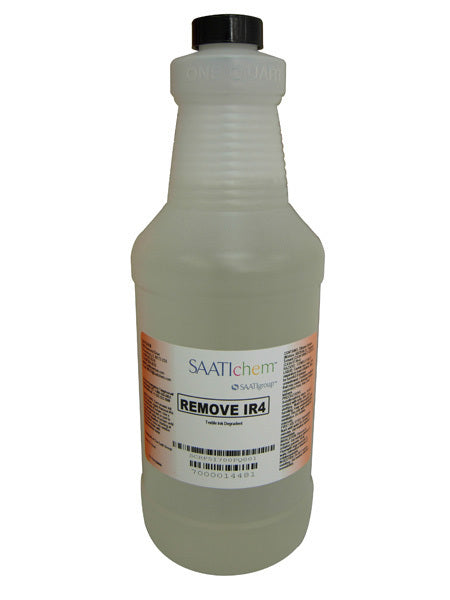 SaatiChem Remove IR4 Ink Wash - Quart