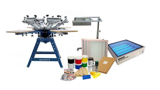 RANAR Small Business Screen Printing Package