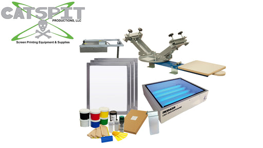 Tom Cat Screen Printing Start Up Kit