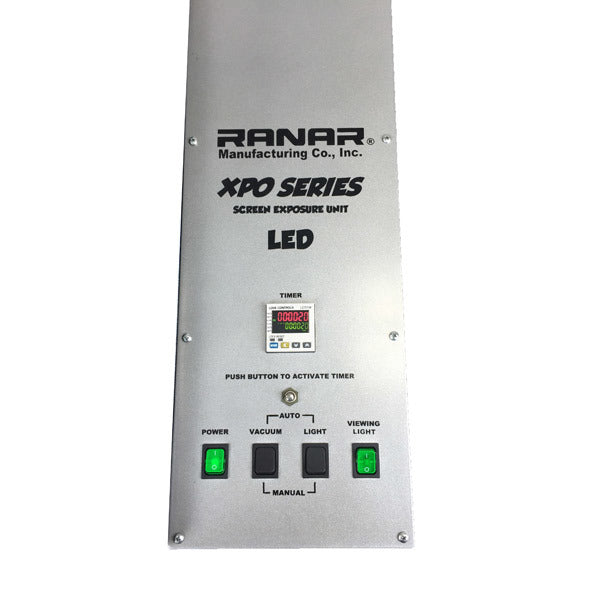 RANAR XPO-2848-LED Vacuum Exposure Unit 120v