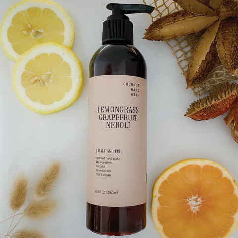 Lemongrass, Grapefruit & Neroli
