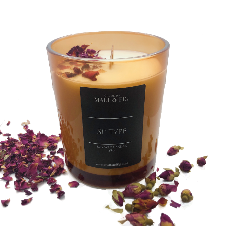 Si' Perfume Type Candles