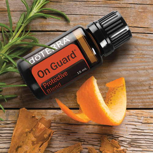 On Guard - Protective Blend - dōTERRA - 15mL