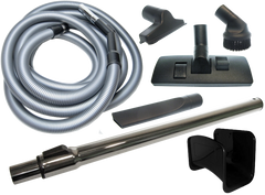 Attachment kits for vacuum cleaners