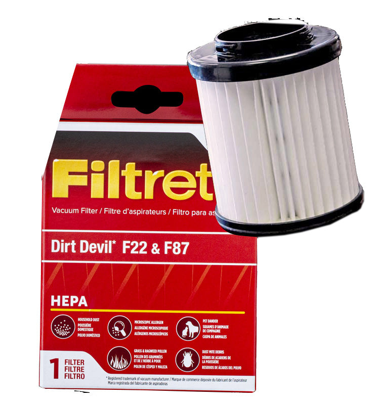 Dirt Devil F22 & F87 Filter - MLvac.com