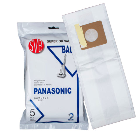 BA232 Panasonic Paper Bag Type U