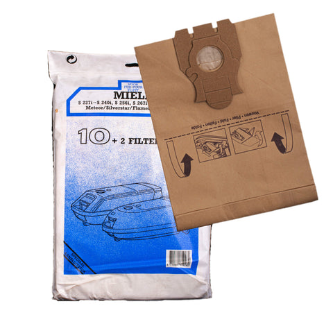 BA35901 Miele Paper Bags S230 10 Pack